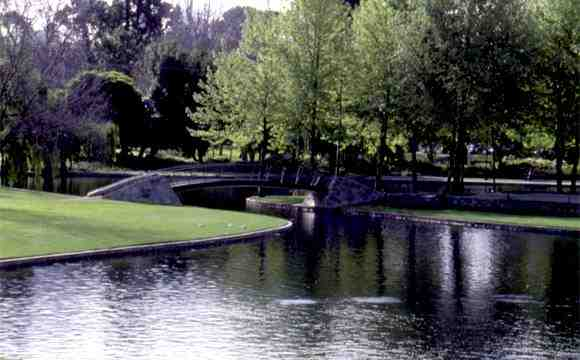 Picture of the Adelaide Parklands